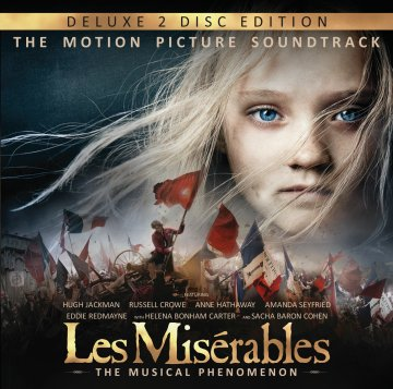 【Les Misérables】(Deluxe 2 Disc Edittion)