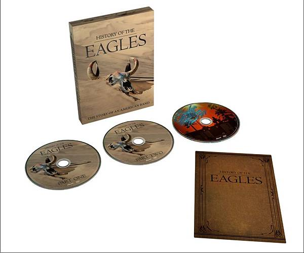 Eagles - 3DVD