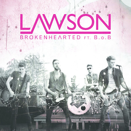 Lawson_Brokenhearted_single-cover
