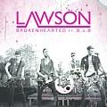 Lawson_Brokenhearted_single-cover