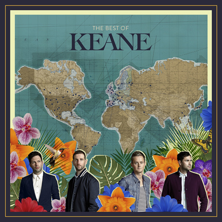 Keane - Best of Cover
