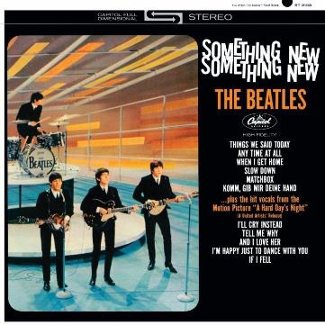 The Beatles-Something New
