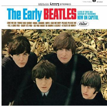 The Beatles-The Early Beatles