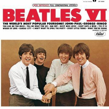 The Beatles-Beatles VI