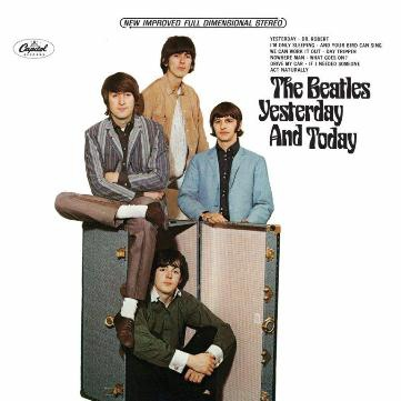 The Beatles-Yesterday And Today