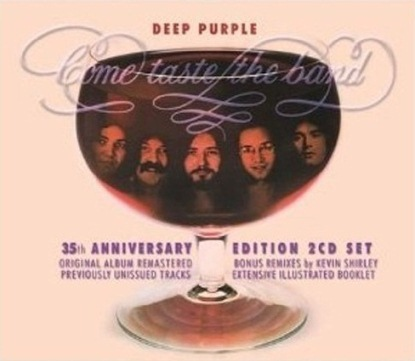 Deep Purple-Come Taste The Band