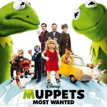 OST-Muppets Most Wanted