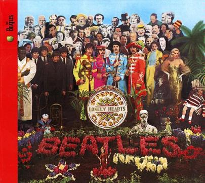 The Beatles-Sgt. Pepper