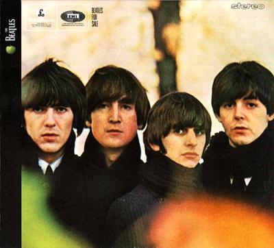 The Beatles-Beatles For Sale_2009 Remaster