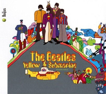 The Beatles-Yellow Submarine_2009 Remaster