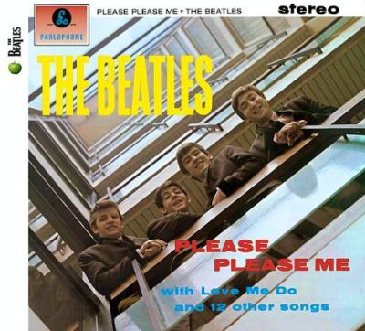 The Beatles-Please Please Me_2009 Remaster