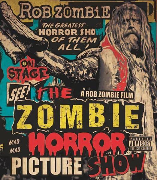 Rob Zombie DVD