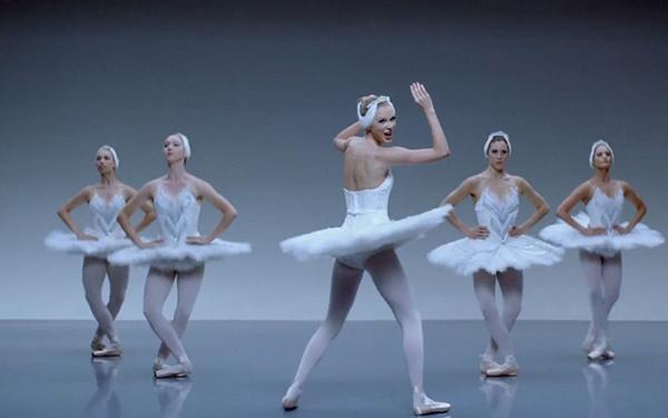 s泰勒絲-芭蕾舞