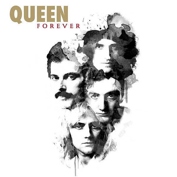 Queen Forever封面