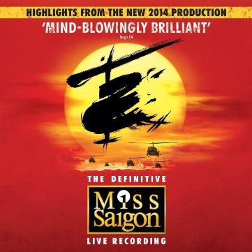 Highlights From Miss Saigon