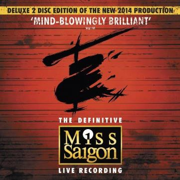 Miss Saigon_2CD Deluxe Edition