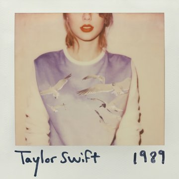 Taylor Swift_standard普盤