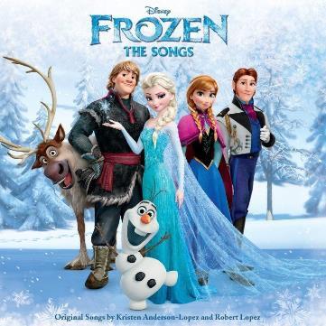 Frozen_The Songs