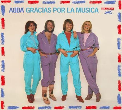 ABBA-Gracias Por La Musica