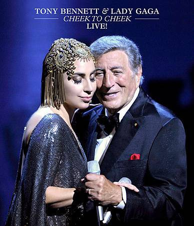 Cheek To Cheek DVD
