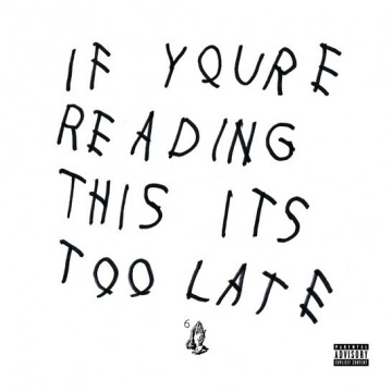 【If You're Reading This It's Too Late / 現在才知道】