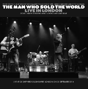 【The Man Who Sold The World - Live In London (2CD) / 向大衛鮑伊致敬專輯(2CD)】