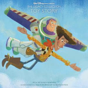 Walt Disney Records The Legacy Collection: Toy Story / 玩具總動員雙碟精選
