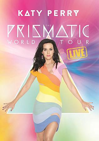 Katy Perry DVD 封面