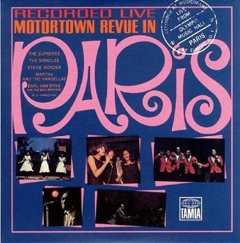 Motortown Revue in Paris: Super Deluxe Edition / 摩城巴黎秀
