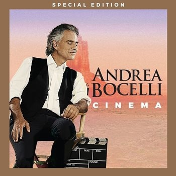 【Cinema %2F 天籟電影院】(Special Edition %2F 冠軍豪華CD+DVD典藏盤)