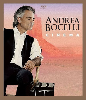 Andrea Bocelli BluRay