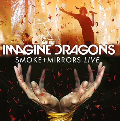 【Smoke + Mirrors Live %2F 謎霧幻鏡世界巡迴演唱會】(DVD+CD豪華盤)