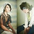 六輯(一款)銀赫&東海