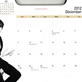 Calendar(2012.12)圭賢