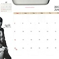 Calendar(2013.06)厲旭
