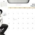 Calendar(2013.08)晟敏
