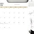 Calendar(2013.07)東海