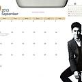 Calendar(2013.09)始源