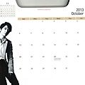 Calendar(2013.10)東海