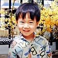 鐘雲小時候...-8.1(這麼小就穿花襯衫啦?!)