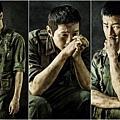 (-1.2)01利特參演由韓國國防部製作的音樂劇《The Promis》劇照-1