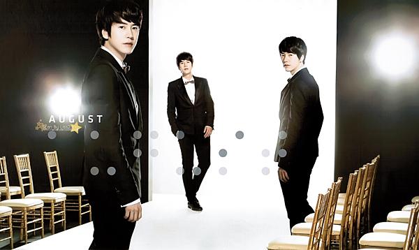 Calendar(2013.08)圭賢