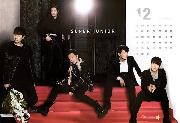 Calendar(2013.12.)