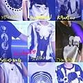 SJ。自己的臉或全身照,製成個性化T恤穿上身~