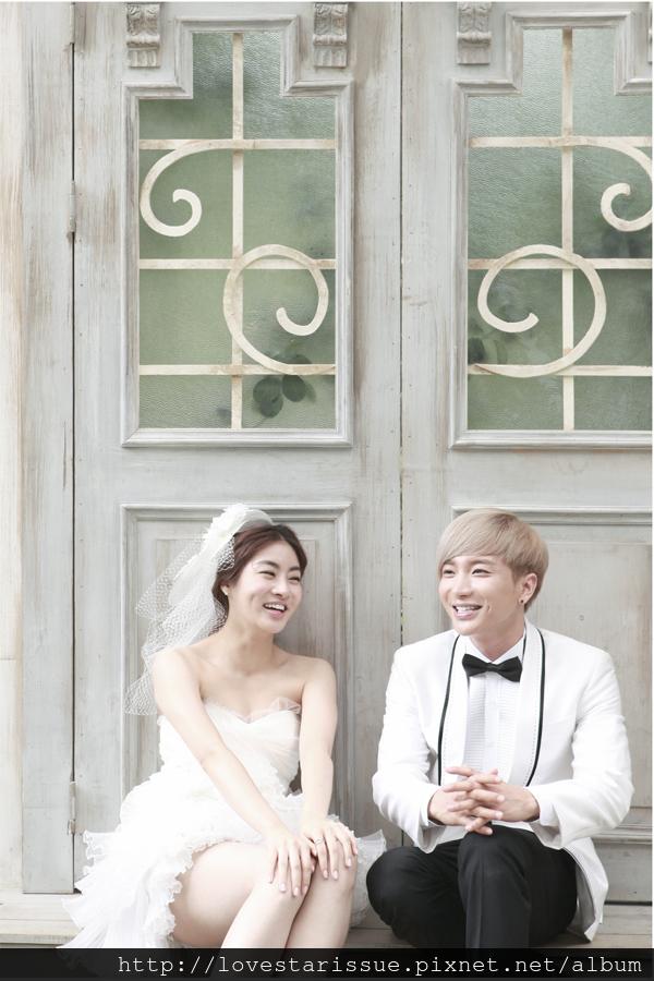 01酒窩夫婦❤新娘(郎)的酒窩,笑笑^^-02