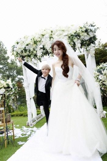 01酒窩夫婦❤環繞祝福的愛侶啊~-06