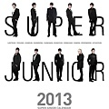 SJ。iPhone新的日曆。App Super Junior Calendar 2013