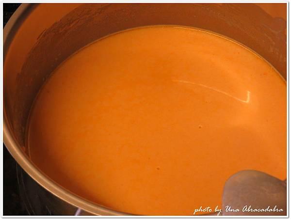 做番茄奶醬