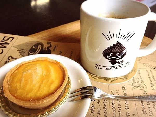 タルト&コーヒー.JPG