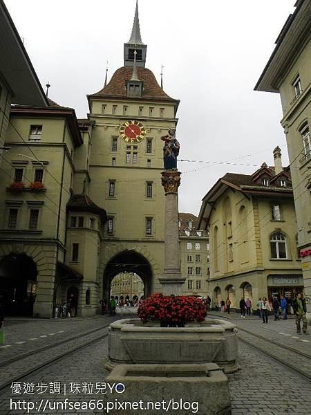 image001_YoYoTempo_【瑞士旅遊景點】走在伯恩的街道~探索時鐘塔與雕像等古蹟文物.jpg